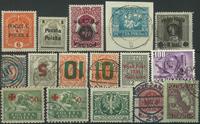 Polen - Samling - 1860-1953
