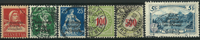 Switzerland - Collection - Service stamps etc.