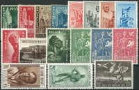 Belgien - 1935-53