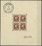 Belgium - 1924