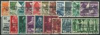 Schweiz - Tjeneste - 1950