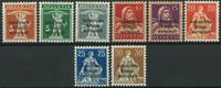 Schweiz - Tjeneste - 1918