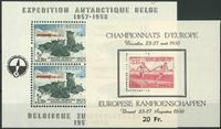 Belgium - 1950-58