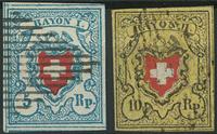 Schweiz - 1850-51