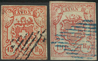 Switzerland - 1852