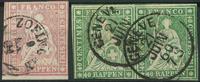 Switzerland - 1857-62