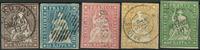 Switzerland - 1862