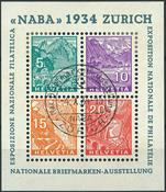 Switzerland - 1934
