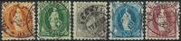 Switzerland - 1888