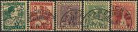 Switzerland - 1915-17