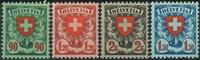 Switzerland - 1924-25