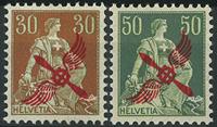 Switzerland - 1919-20