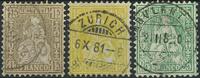 Switzerland - 1862-81