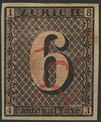 Switzerland - 1843