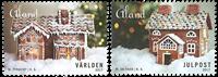 Aland - Kerstmis 2017 - Postfrisse serie van 2