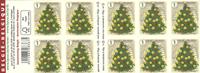 Belgien - Julen 2017 - Postfrisk hæfte hvid baggrund