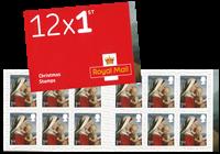 England - Madonna jul - Postfrisk hæfte 1st