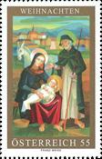 Austria - Christmas/H.Family - Mint