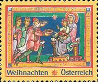 Autriche - Noël 2010 - Bloc-feuillet Neuf