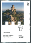 San Marino - Yearmap 2017 YPK - Year Pack