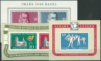 Switzerland - 1948-55