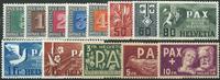 Switzerland - 1945