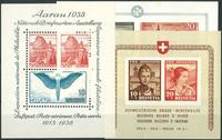 Switzerland - 1938-42