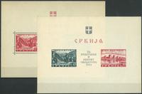 Serbien - 1941