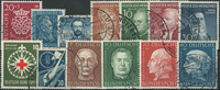 Vesttyskland - 1950-54