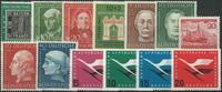 Vesttyskland - 1949-55