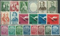 Vesttyskland - 1952-55