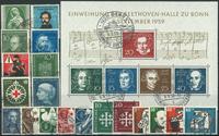 Vesttyskland - Parti - 1952-59