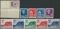 Norge - 1908-53