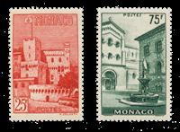 Monaco - YT 397/98 - Unused