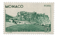 Monaco - YT 184 - Unused