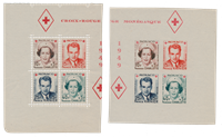 Monaco - YT 334A/37B - Mint