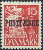 Canmark - Postfærge - 1942
