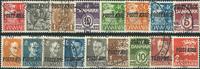 Danmark - Postfærge - 1936-75