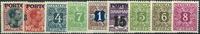 Danmark - Poto - 1921-55