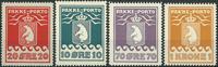 Greenland - Parcel stamps - 1915-37