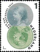 Holland - Frimærkets dag - Postfrisk frimærke