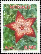 Monaco - Jul 2002 - Postfrisk frimærke