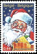 België - Kerst en Nieuwjaar - Postfrisse postzegel