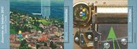 Zwitserland - Sainte-Croix - Postfris souvenirvelletje