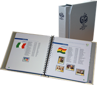 VM i fodbold 2006 i Tyskland, Officiel FIFA-fodboldsamling