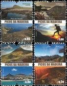 Madeira - Madeiras bjergtinder - Postfrisk sæt 4v