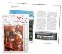 Australien - Årbog 2017 - Flot årbog 2017