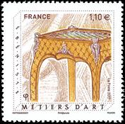 Frankrig - Møbelsnedker - Postfrisk frimærke