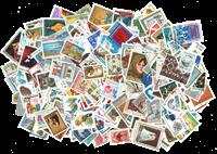 Østeuropa - 2000 forskellige frimærker
