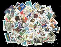 Østeuropa - 1000 forskellige frimærker